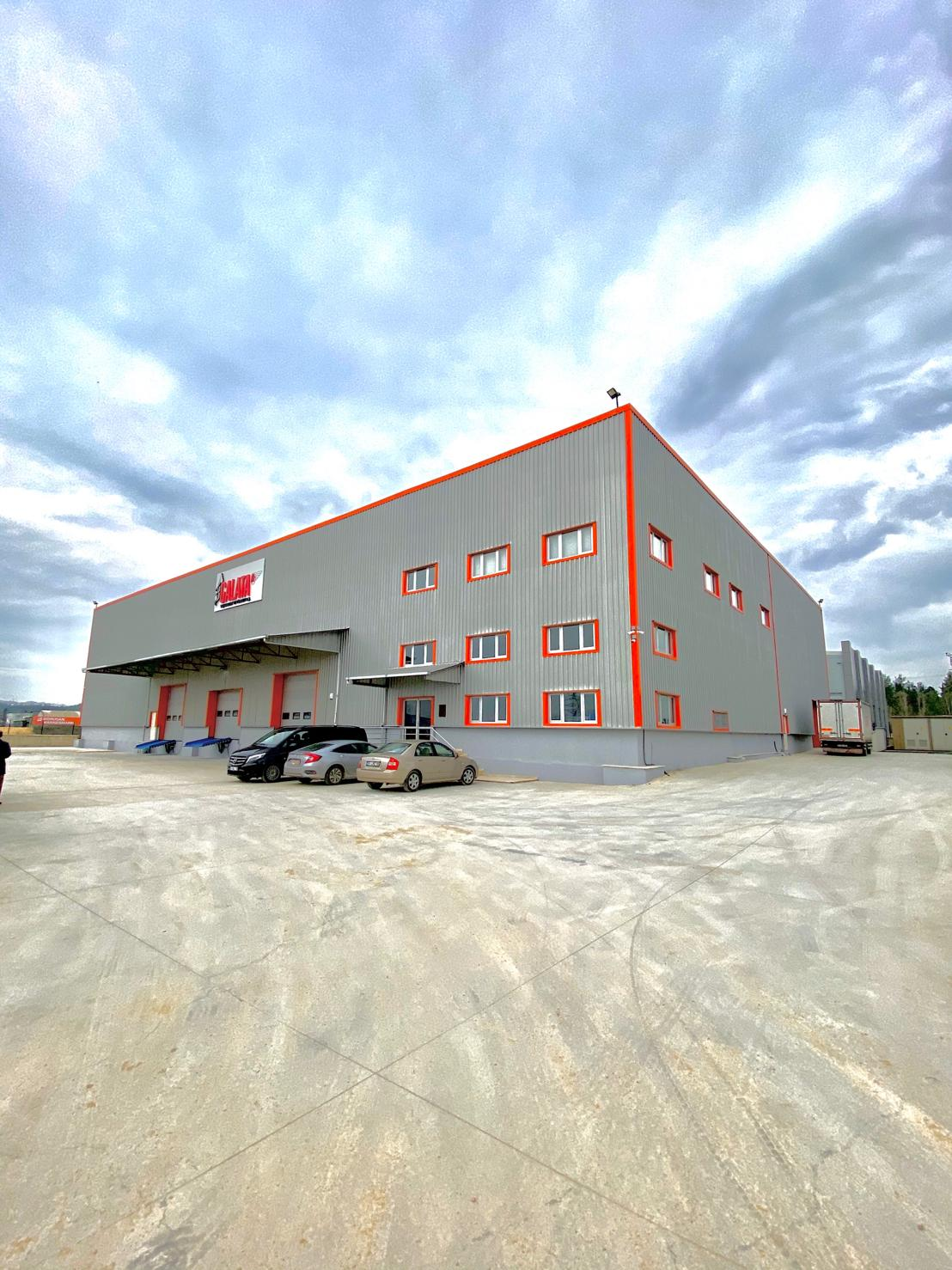 New premises in Bursa for Galata Freight Forwarding