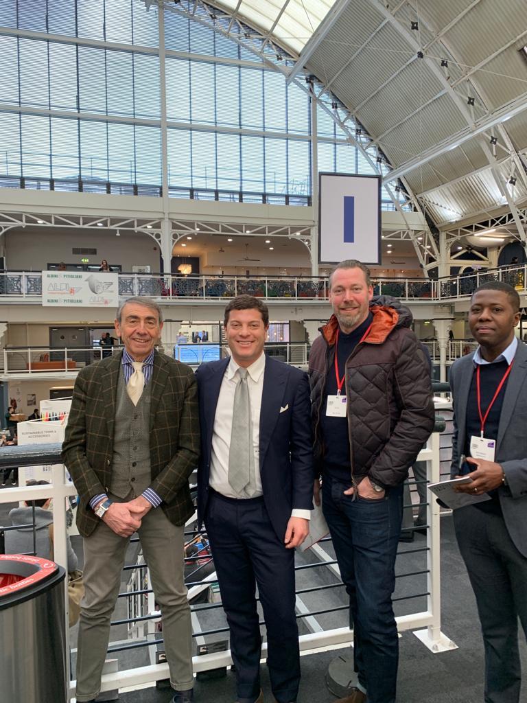 The London Textile Fair - January 2019