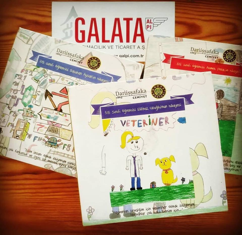 A meaningful donation from ALPI Galata