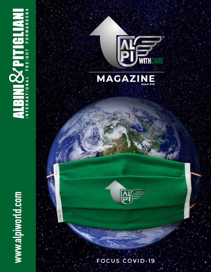 Download the ALPI Magazine Num. 18