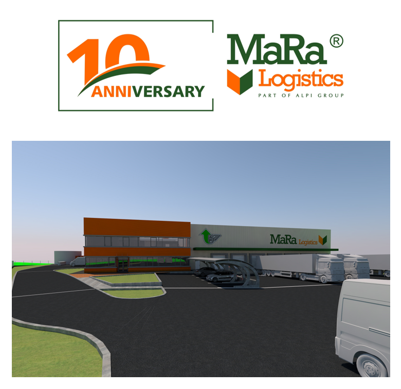 MaRa Logistics 10th Anniversary