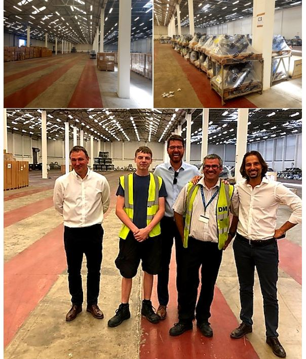 ALPI UK - New Facility in Manchester