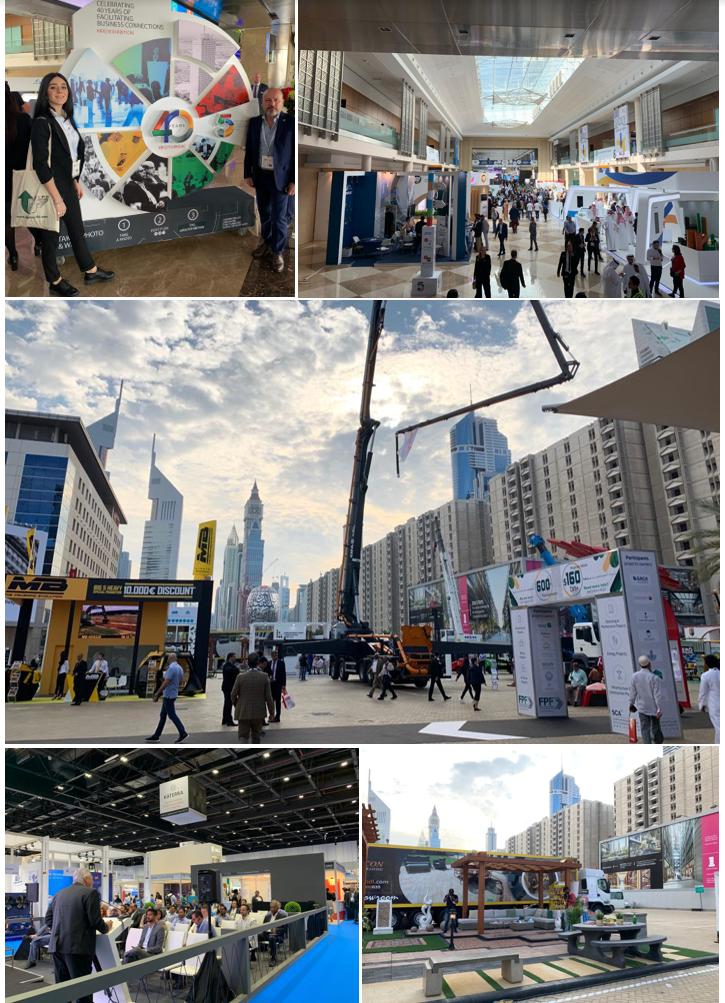 The Big 5 Exhibition in Dubai, 25-28 November 2019
