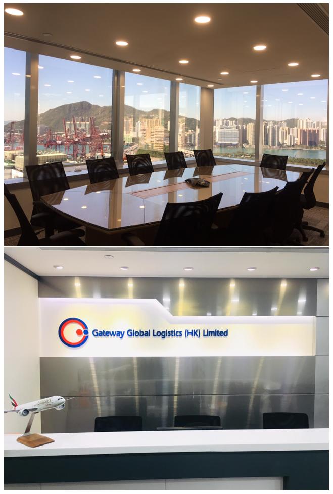 Gateway Global Logistics – New Office in Hong Kong