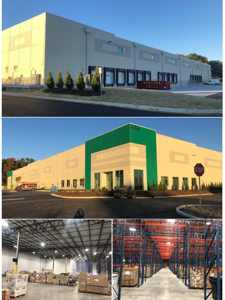 ALPI Logistics, Inc. – New Facility in Burlington, New Jersey!
