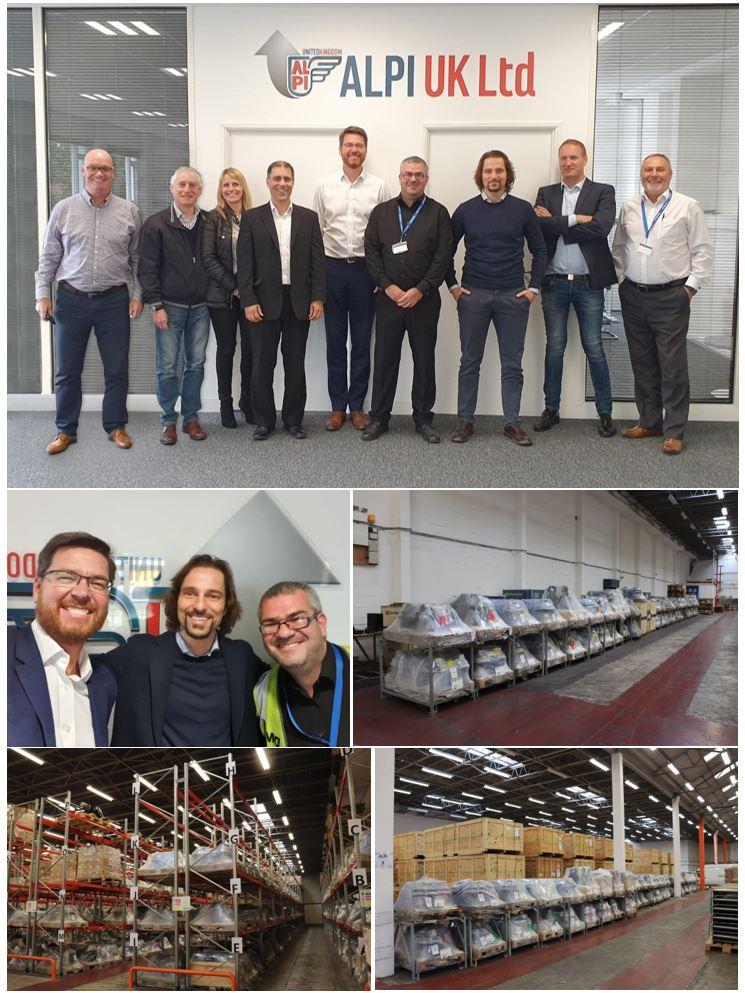ALPI UK - Manchester Warehouse