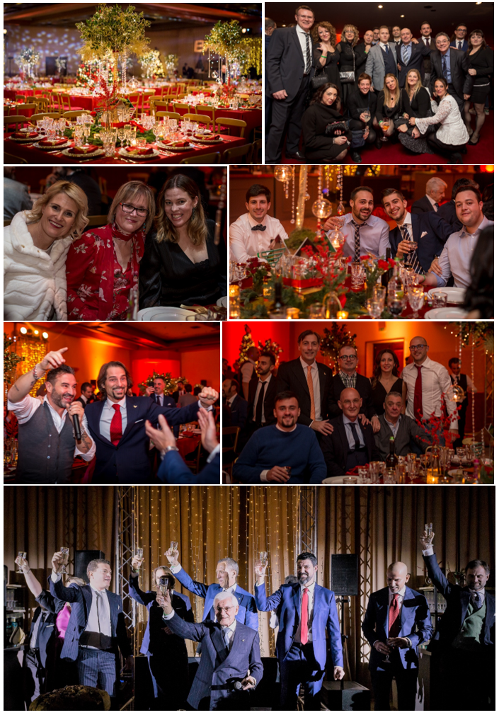 ALPI Christmas Party 2018!