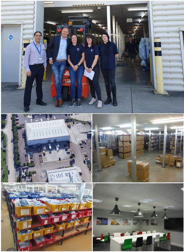 ALPI UK: new facility in Laindon