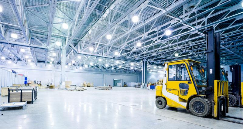 New Warehouse Calenzano