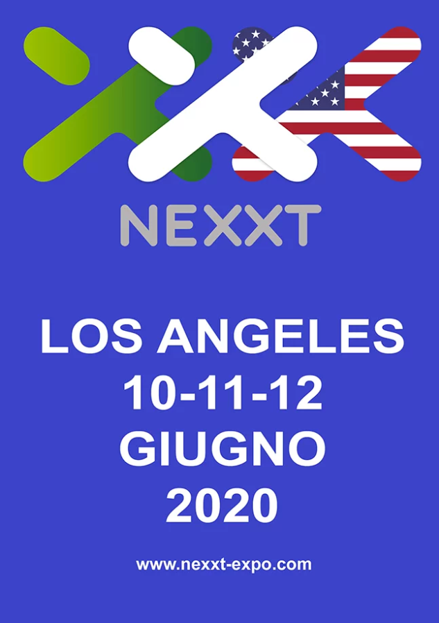 Nexxt - Made In Italy Expo - Los Angeles