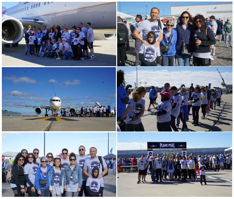 The Plane Pull Event - ALPI USA Chicago