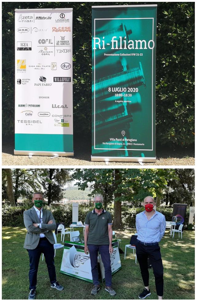 Albini&Pitigliani sponsor della fiera